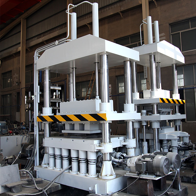 PYZHC-10-D3-B液压激振合力成型机